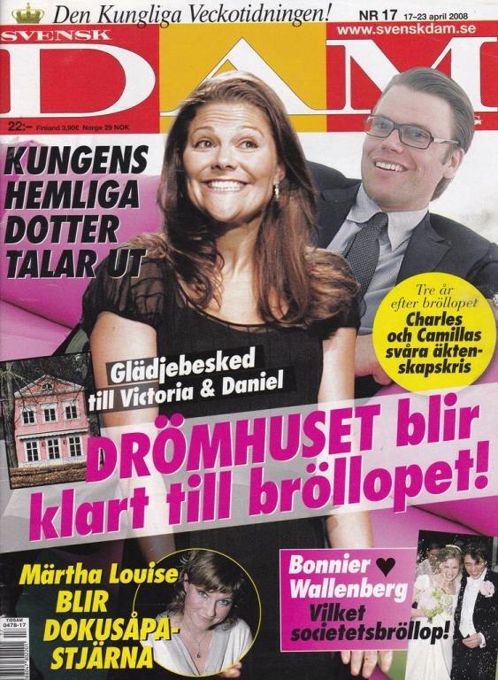 Glädjebeskedet till Victoria – efter dödsdramat | Svensk Dam