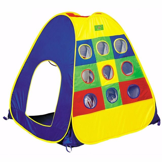 Barntält Kids Adventure Big Game Play Tent