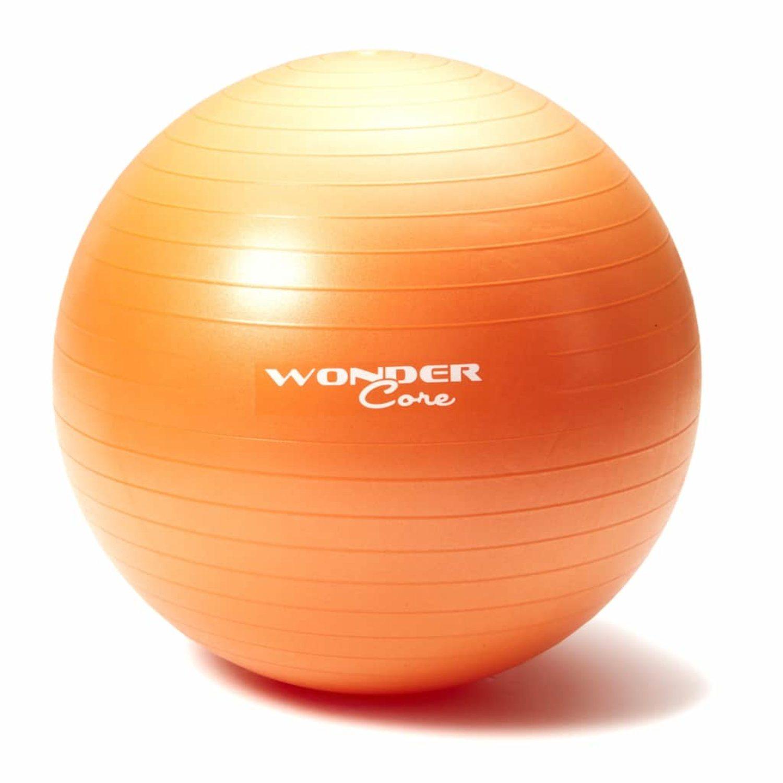 Wonder Core Gymnastikboll Anti-Burst 55 cm orange WOC025