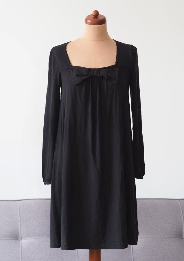302bc981 By Ti Mo svart klänning tunika t.. (336805910) ᐈ wildheartsstore på ...