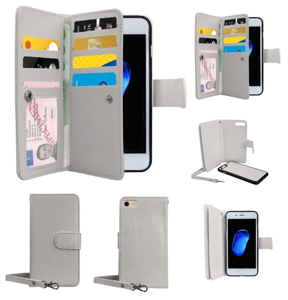 Plånbok för Apple iPhone 7   8 Fodral  997cce78c85c8