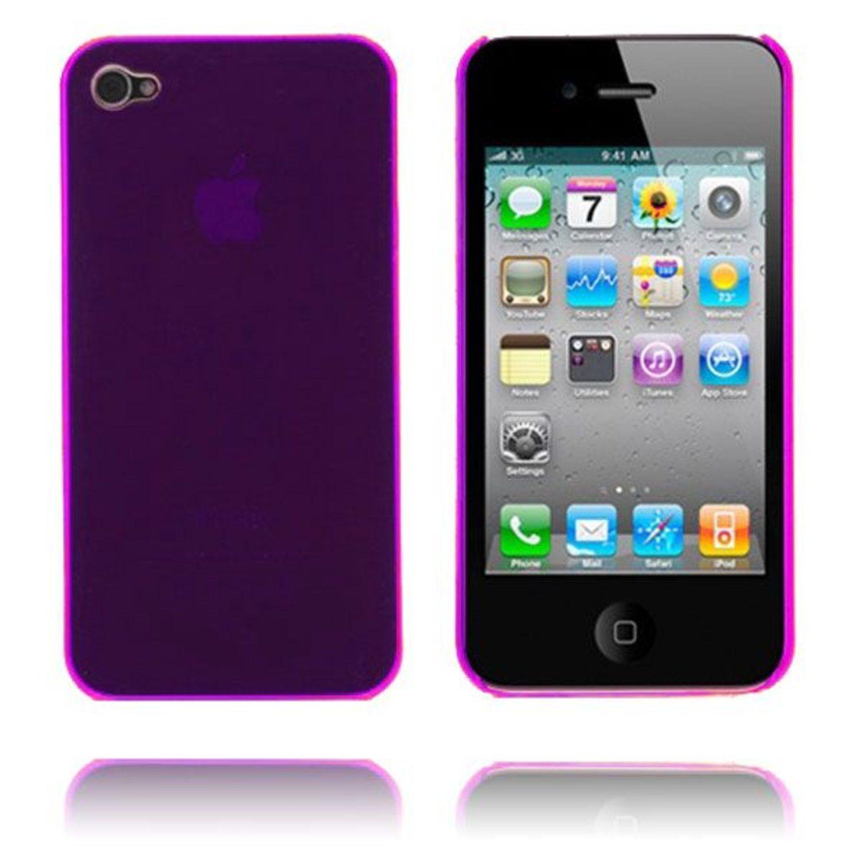 Slim Series (Lila) iPhone 4 Skal (290488054) ᐈ WePack på Tradera 9652f8b0ac027