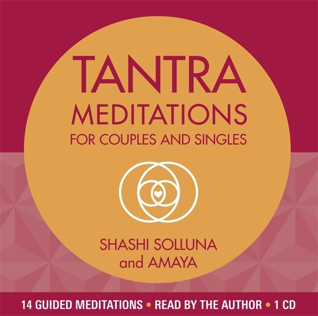 Tantra Meditations for Couples and Singles 9781788170062