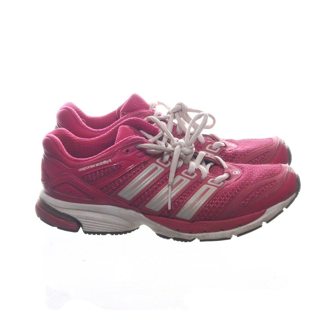 Adidas, Löparskor, Strl: 40, Response, RosaFlerfärgad