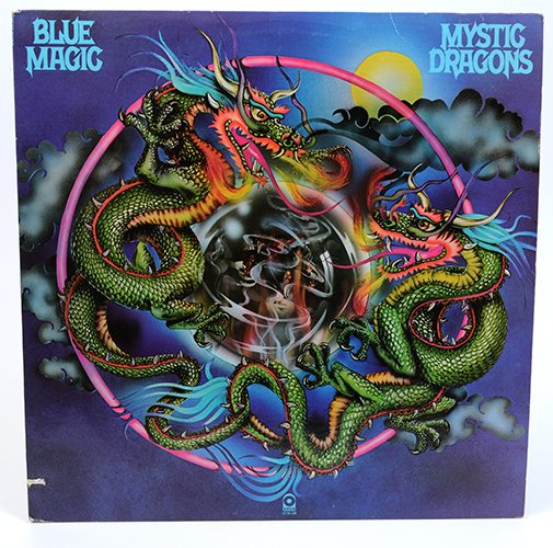 Blue Magic - Mystic Dragons SD 36-140 LP 1976
