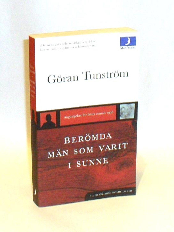 Beromda man som varit I sunne, Tunstrom, Goram