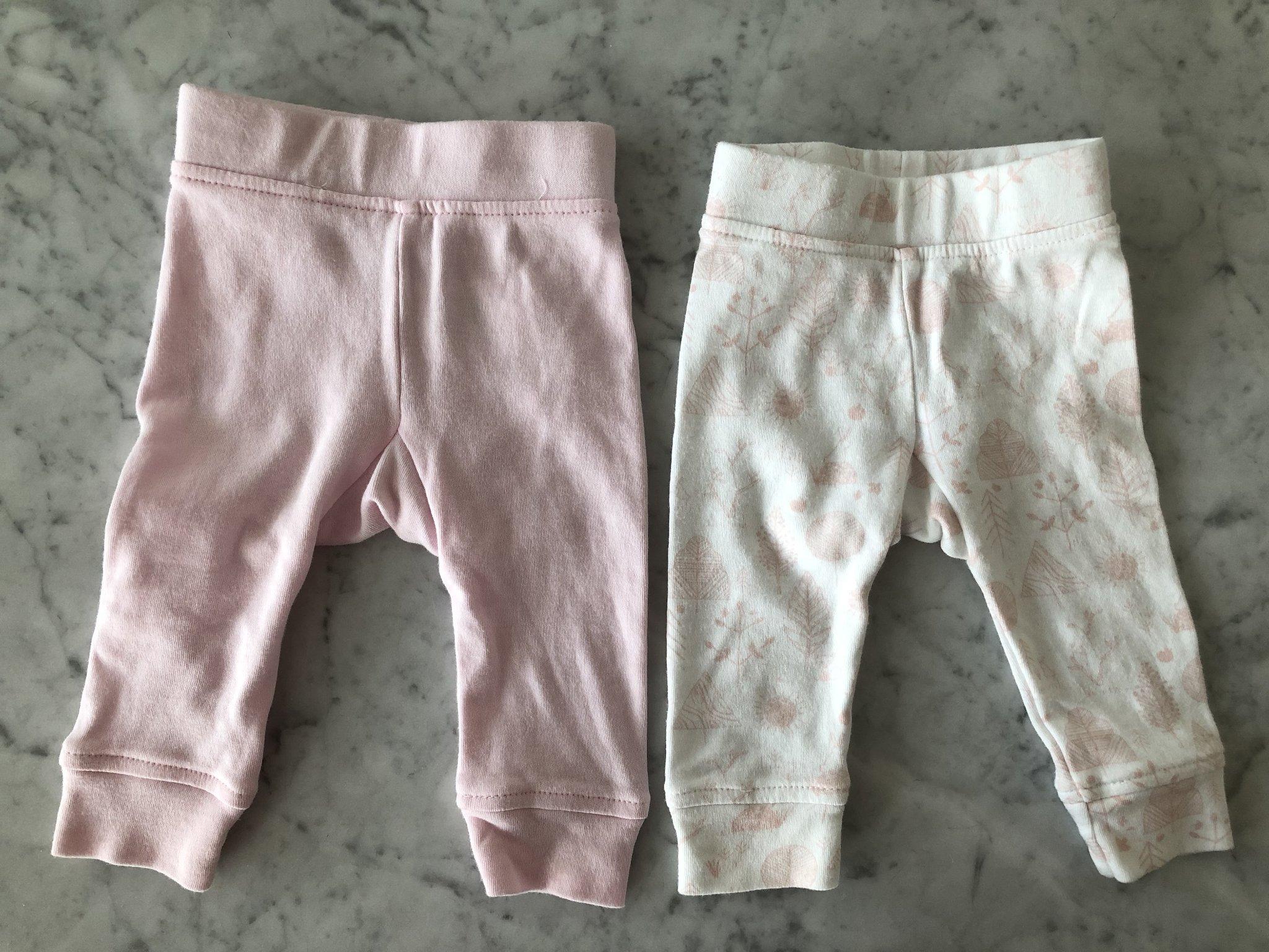 eeccb445f81c 2 st byxor storlek 56 fint skick! barnkläder (346716414) ᐈ Köp på ...