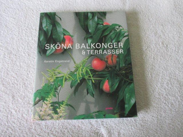 Kerstin Engstrand - Sköna Balkonger & Terrasser