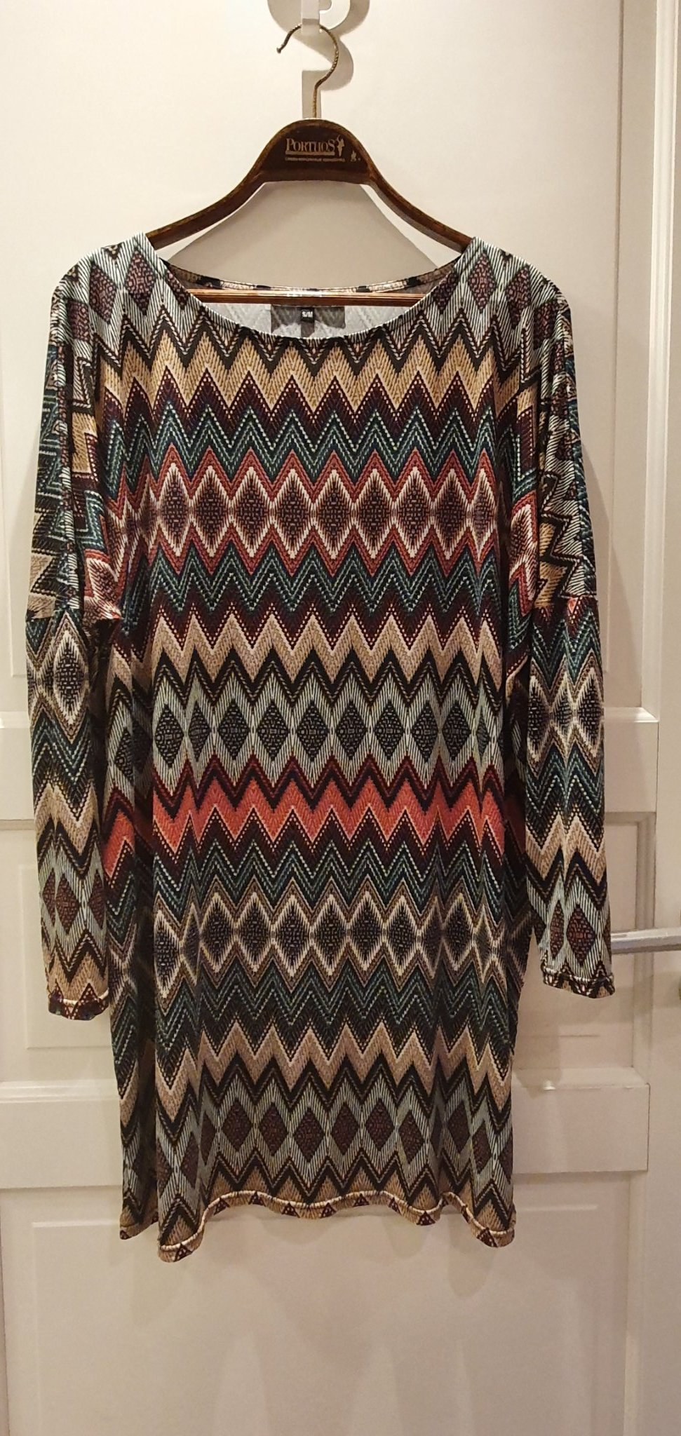 Ilse Jacobsen tröja storlek SM flerfärgad i fint skick