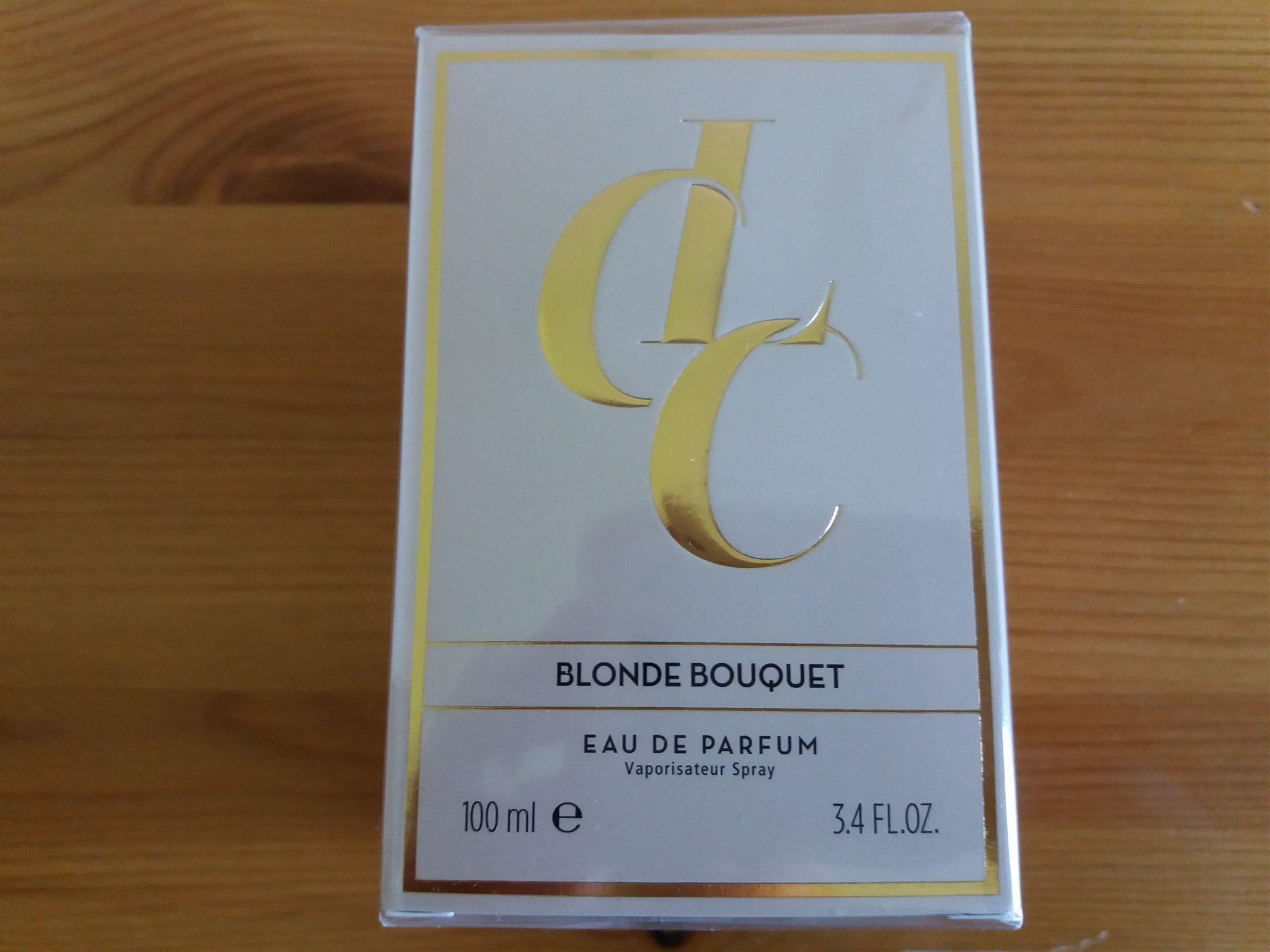 blonde bouquet parfym