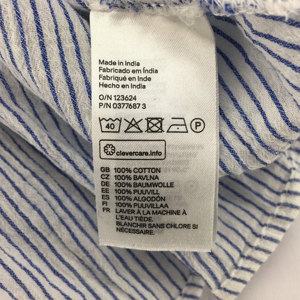 Klänning, Klänning, Klänning, H&M, Stl 40, Blå 9c162a