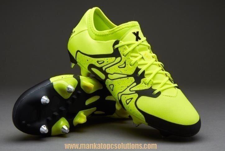 Fotbollsskor NYA Adidas x15.1 SG 0accd2c98e09c