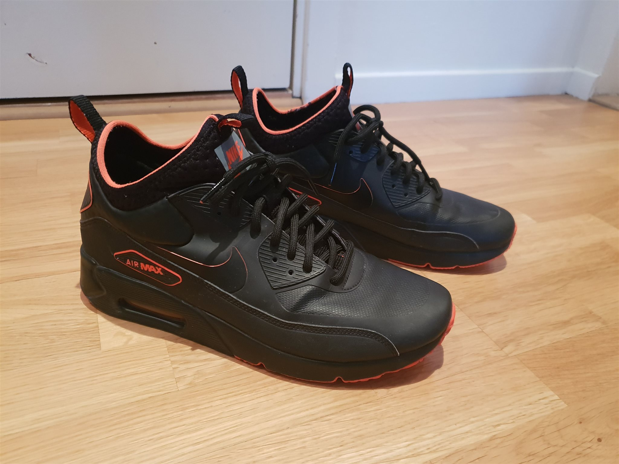 newest 2ed97 1c685 Nike Air Max 90 Mid winter, storlek 42.5