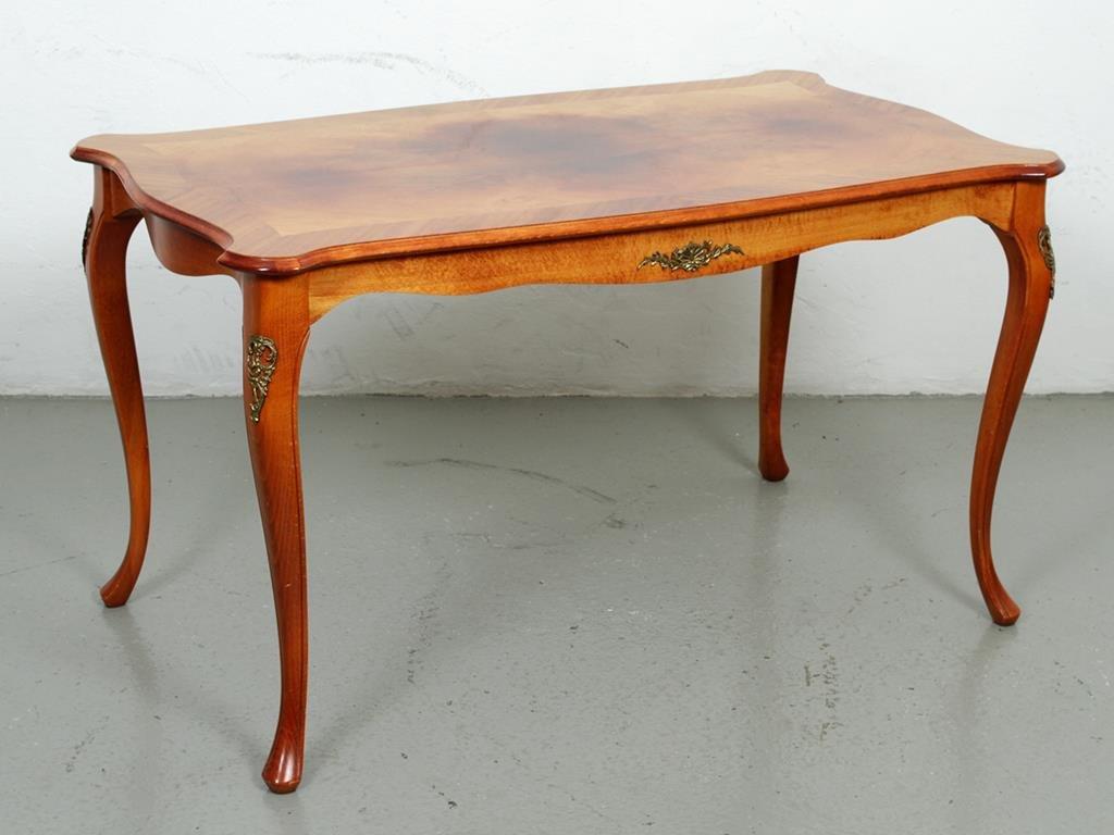 Kända Soffbord med Mässingsdetaljer - Rokoko (354034476) ᐈ Auktionsbyra KE-72