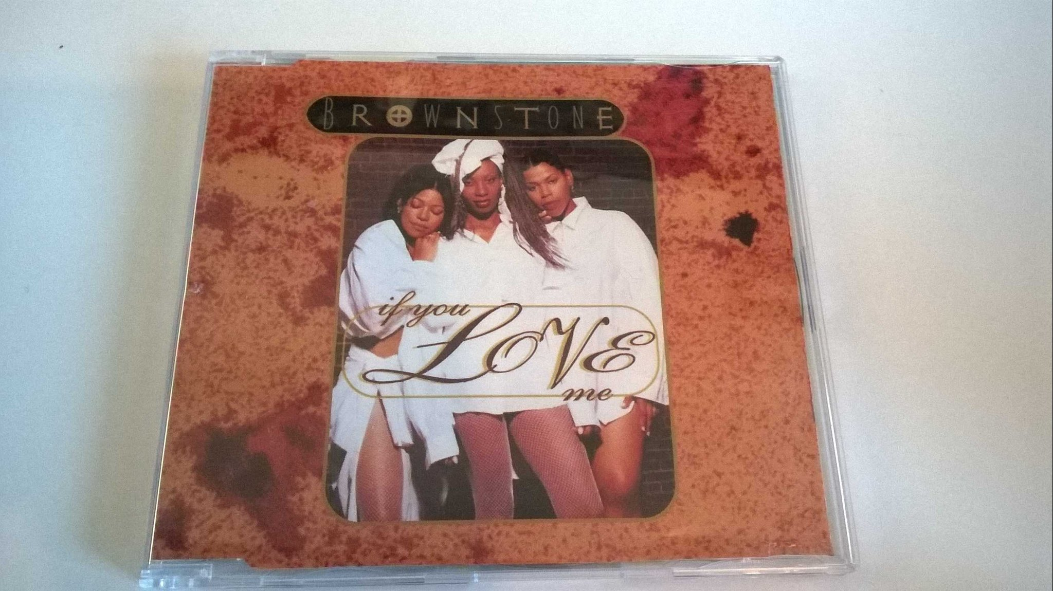 Brownstone ?- If You Love Me, CD