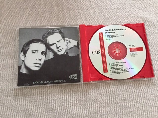 Simon & Garfunkel - Bookends (cd)
