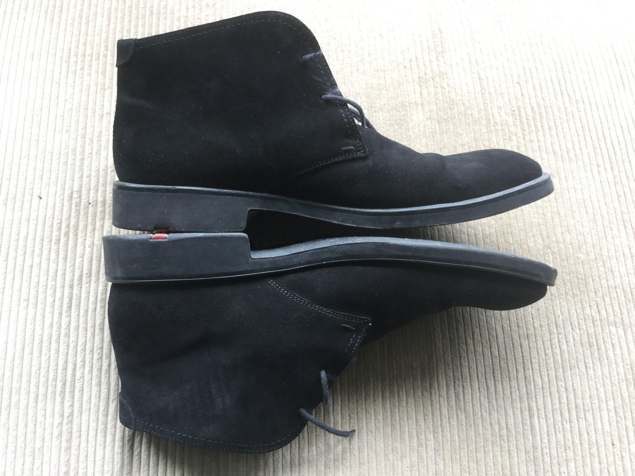 18e2602ee0f Svarta skor från Lloyd stl 8 (352337280) ᐈ Köp på Tradera