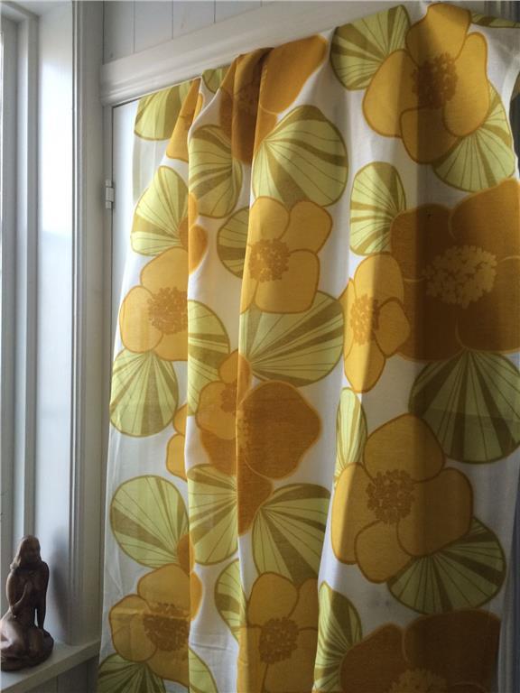 Retro gardiner 2 längder på Tradera.com - Längder inom Hemtextil  