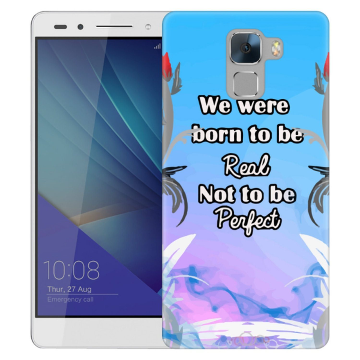 Huawei Honor 7 Skal Be Real