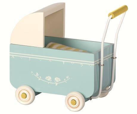 Maileg Vagn Blå till My