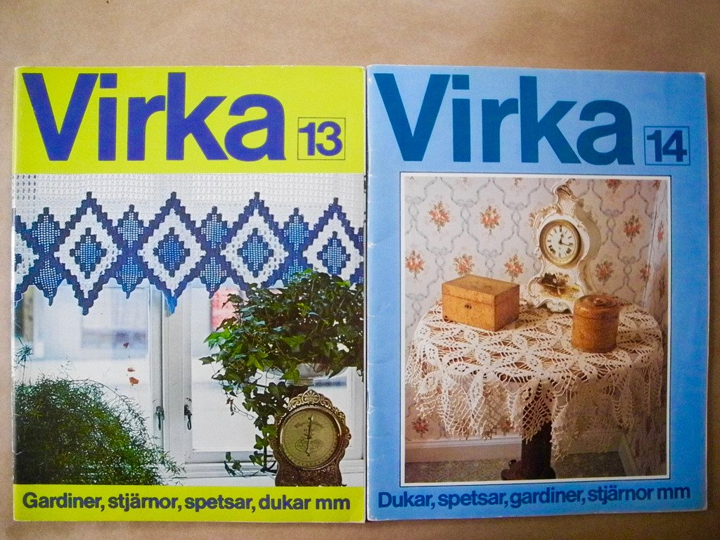 VIRKA 13 + VIRKA 14 2 2 2 Virkalbum 4504a9