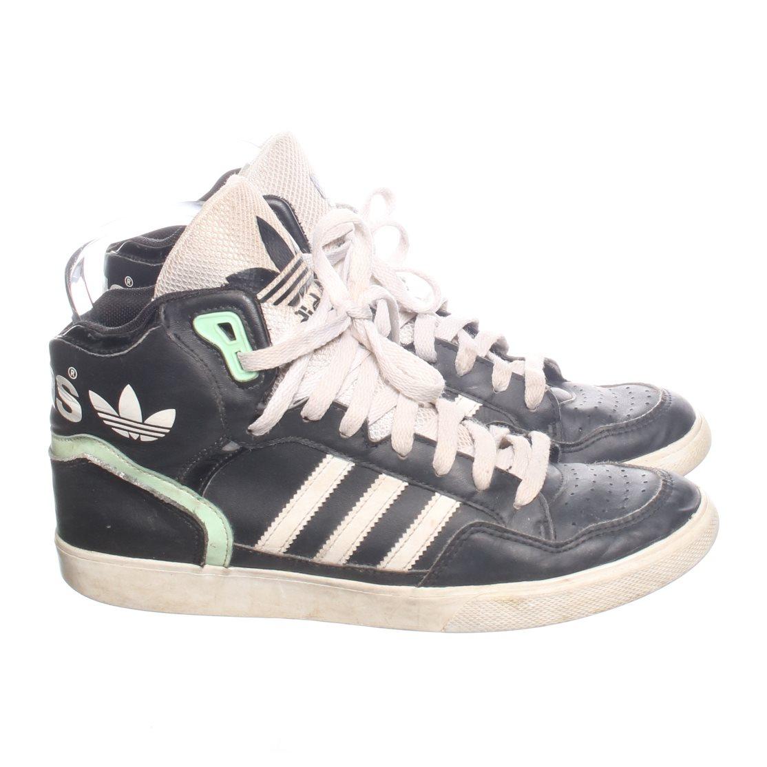 info for edf74 b3435 Adidas, Sneakers, Strl 41½, SvartVit