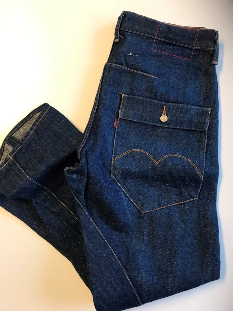 707384904a4 Levis, jeans, stl. 30/30. (338822844) ᐈ Köp på Tradera
