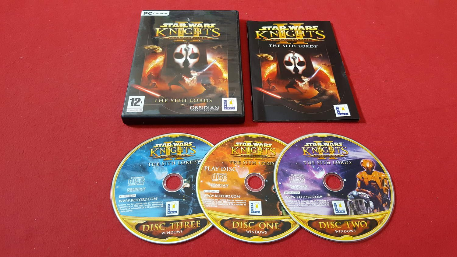STAR WARS KNIGHTS OF THE OLD REPUBLIC till PC