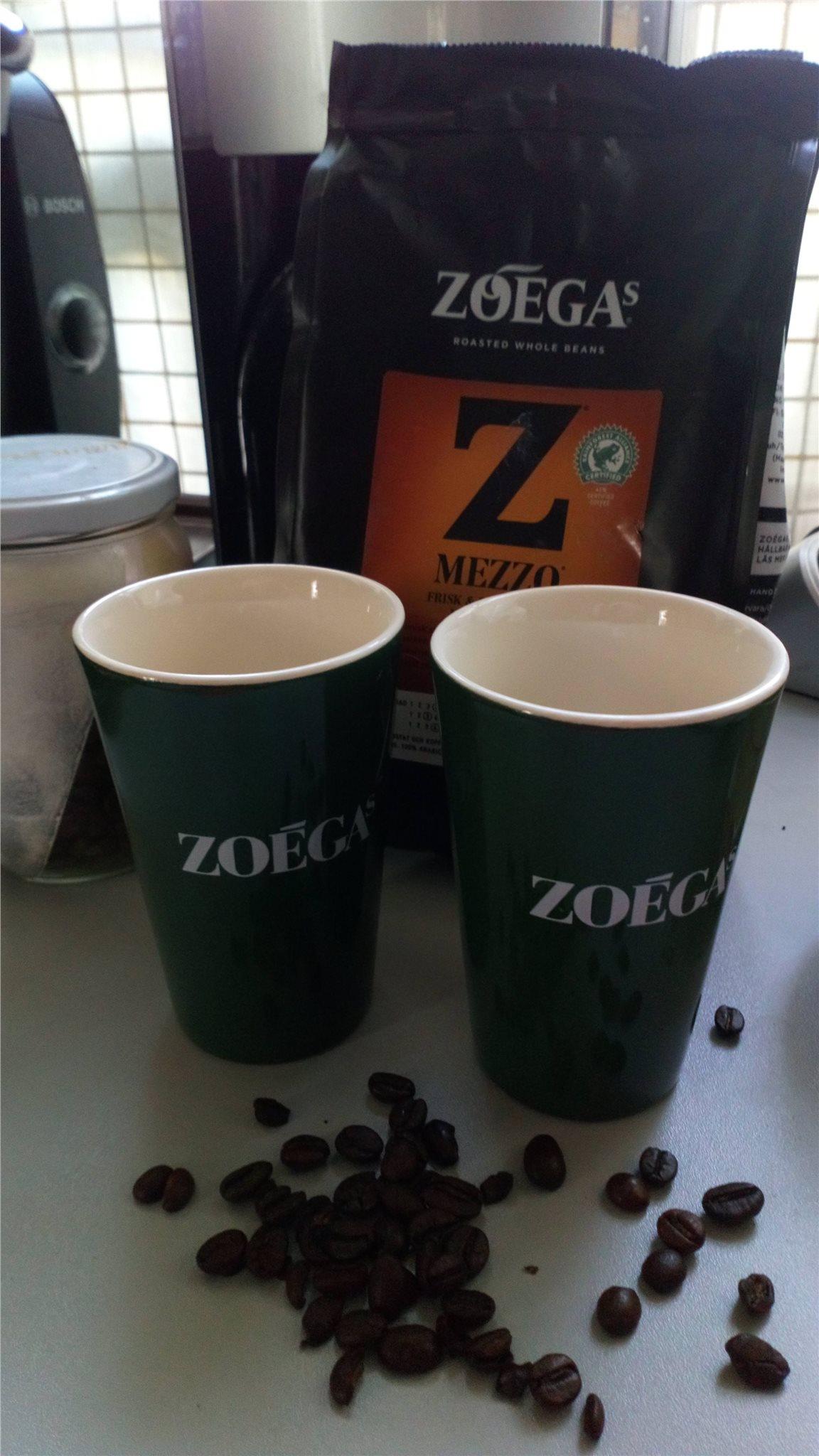 zoegas kaffe muggar