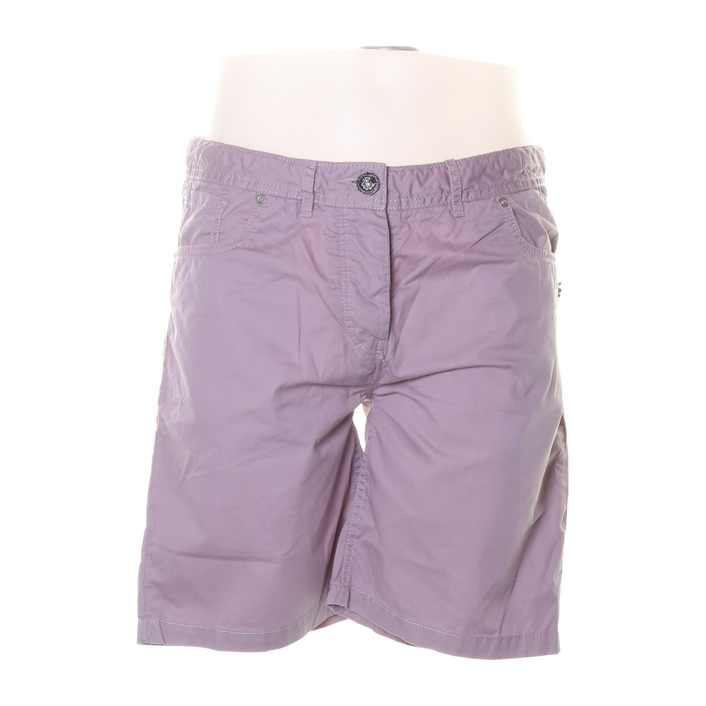 Maison Scotch, Shorts, Strl: 28, Lila, Skinn