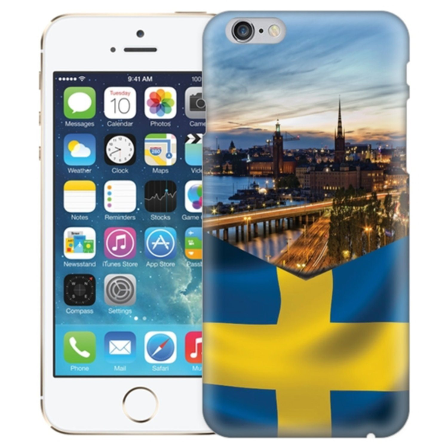 iPhone 6 6s Plus - Skal Sverige (308635902) ᐈ Hobbyprylar på Tradera c8c3bbbc308ae