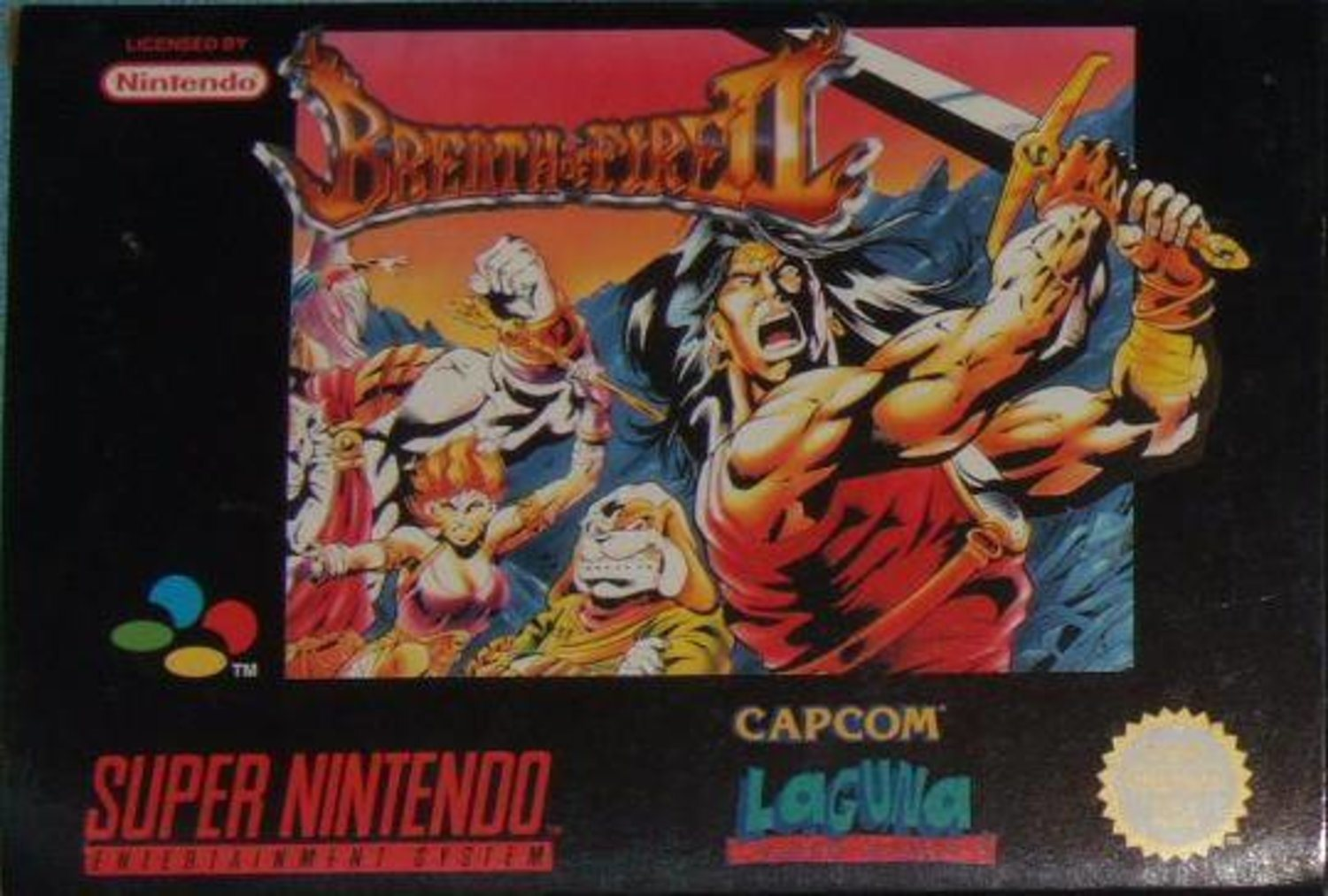 Breath of Fire 2 - Super Nintendo