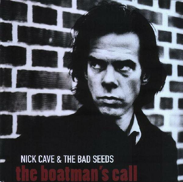 CD Nick Cave  The boatman´s call