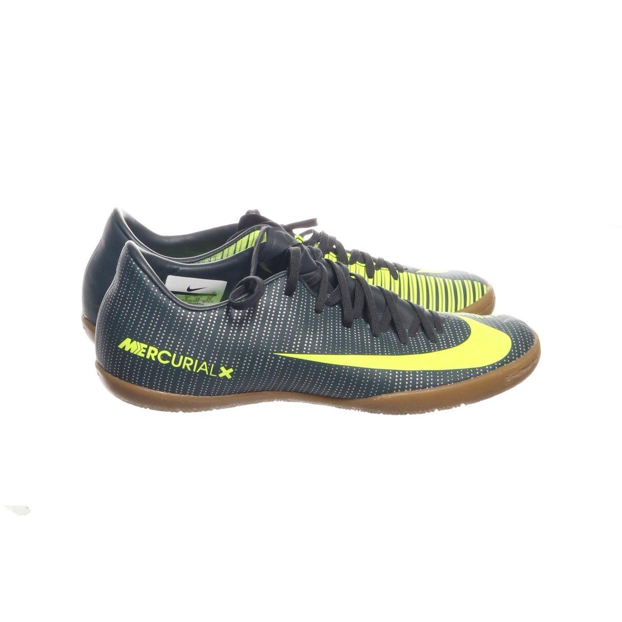 finest selection c605f 9f47a Nike, Träningsskor , Strl  40, Innesko, Mörkblå Gul