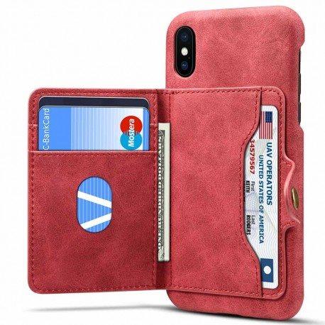 Vintage Flipwallet 3-kort Apple iPhon.. (324121513) ᐈ CaseOnline på ... e27209c506d9e