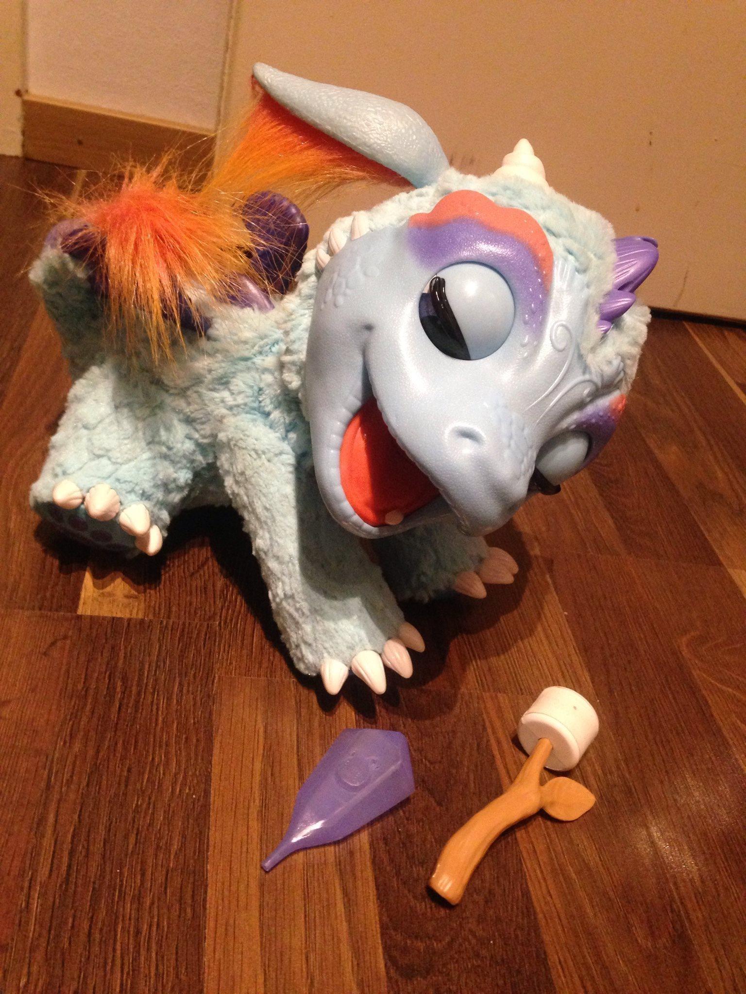 FURREAL friends Torch My Blazin' Dragon!