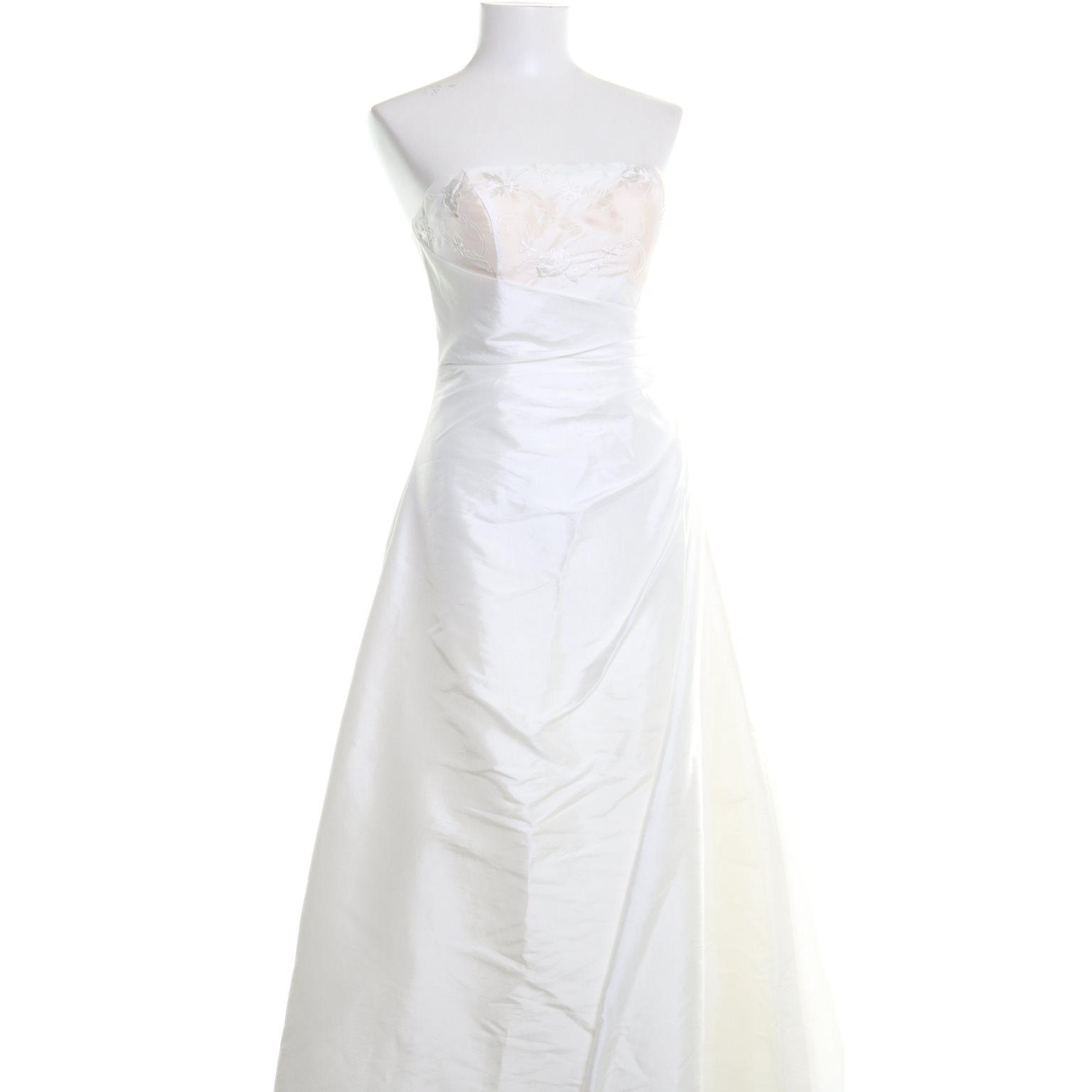 6b75c43cade7 Brudklänning, Strl: 34, Vit (336218906) ᐈ Sellpy på Tradera