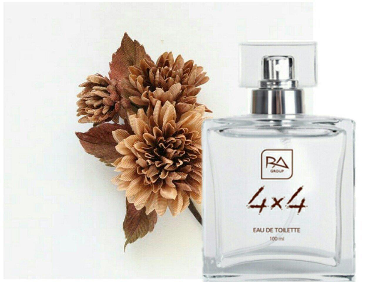 Feromoner! Quality Perfume EdT 4x4 100 ml RaGroup (413955951