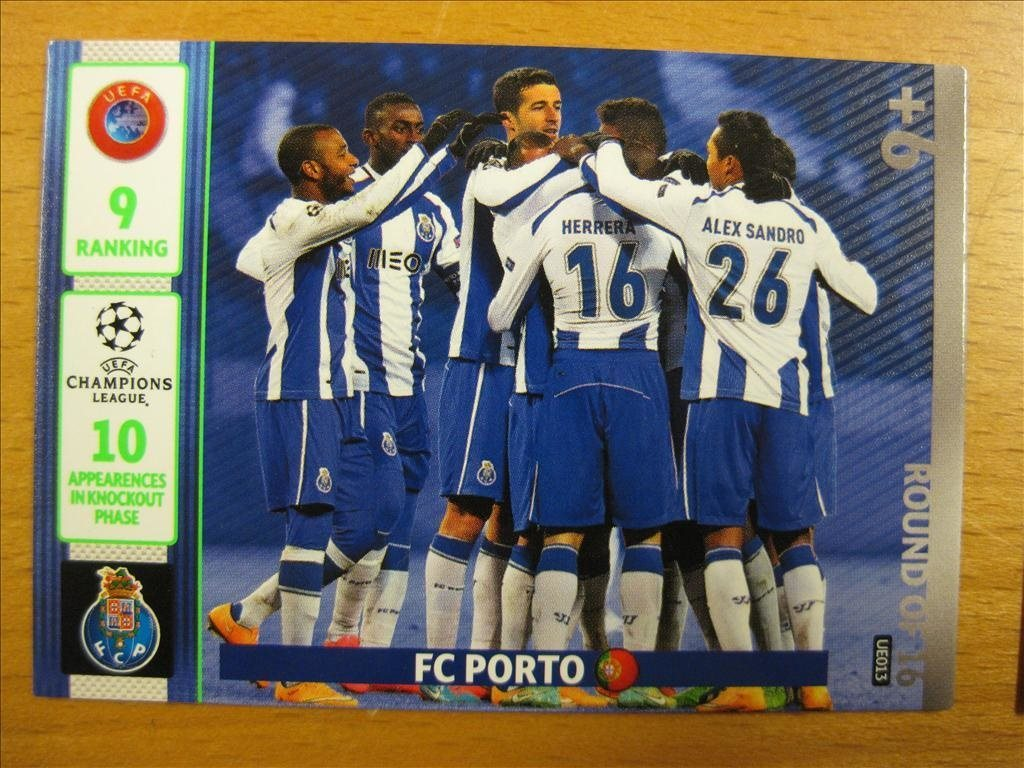 ROUND OF 16 - FC PORTO - C.L 2014-2015 - UPDATE