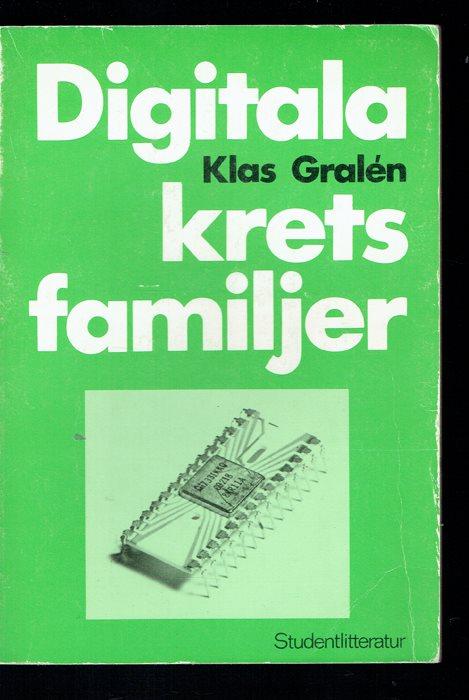 Digitala kretsfamiljer - Klas Gralén (Svårfunnen)