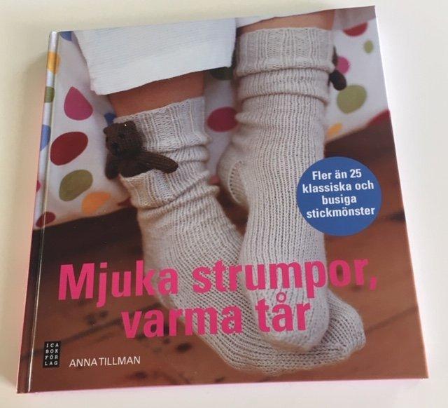 första kurs så billigt beställa Anna Tillman-Mjuka strumpor, varma tår-Ny bok -.. (366067649) ᐈ ...