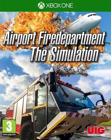 Airport Firedepartment The Simulation - Xbox One