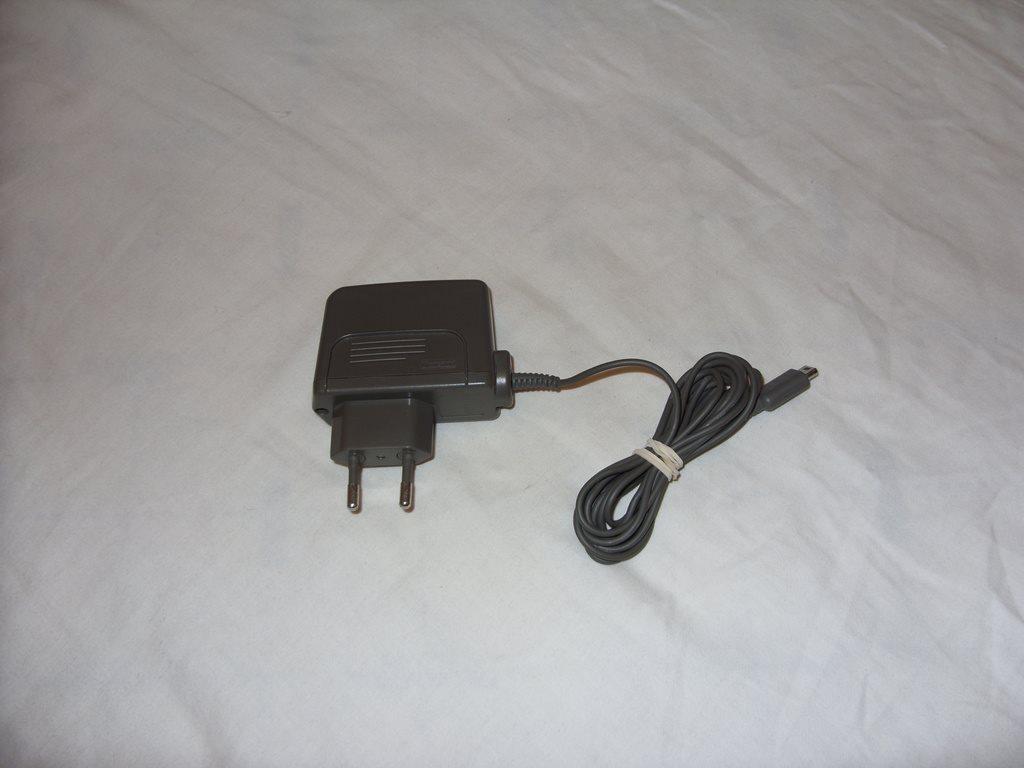 Original Nintendo Ds Lite Laddare Usg 002 Eur 2 323664661 Kp Nds Charger Adaptor Black 230v Power Supply
