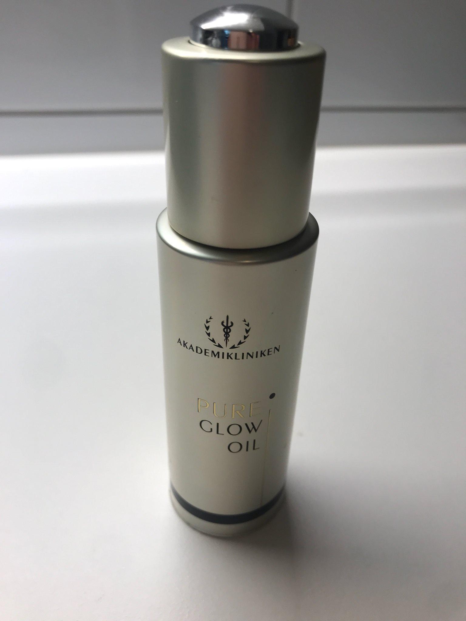 akademikliniken glow oil