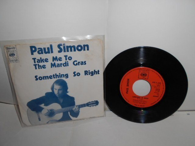 PAUL  SIMON    ÅR.73