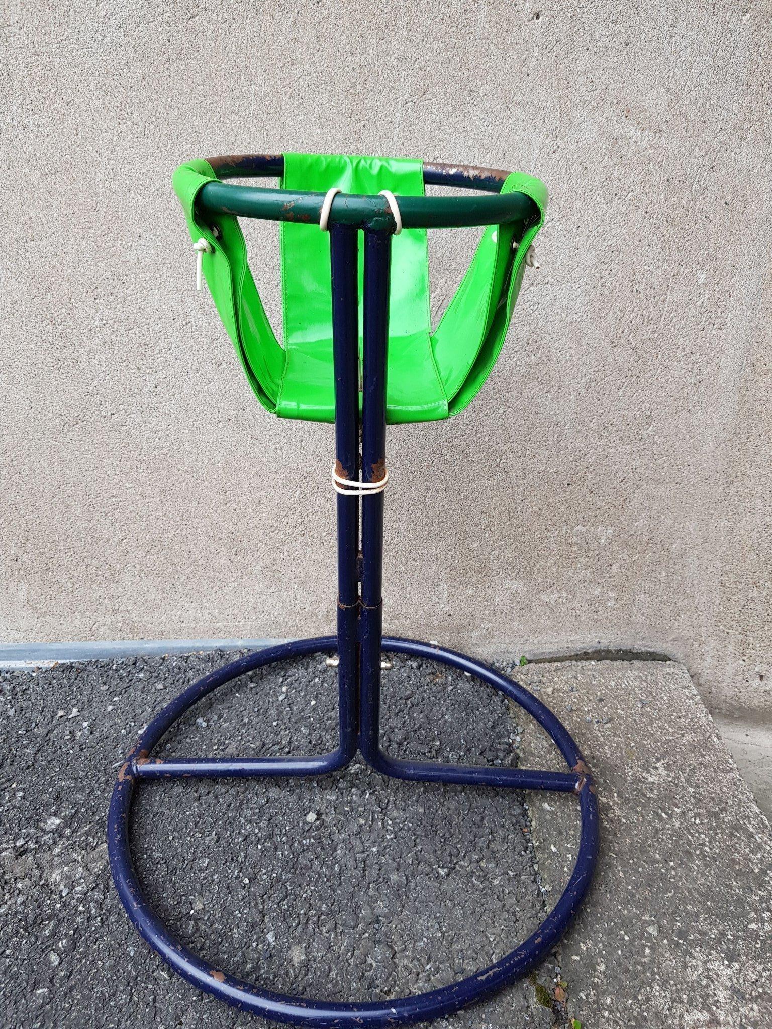 IKEA 60 tal DINO Barnstol vintageretrobarn.. (426975319