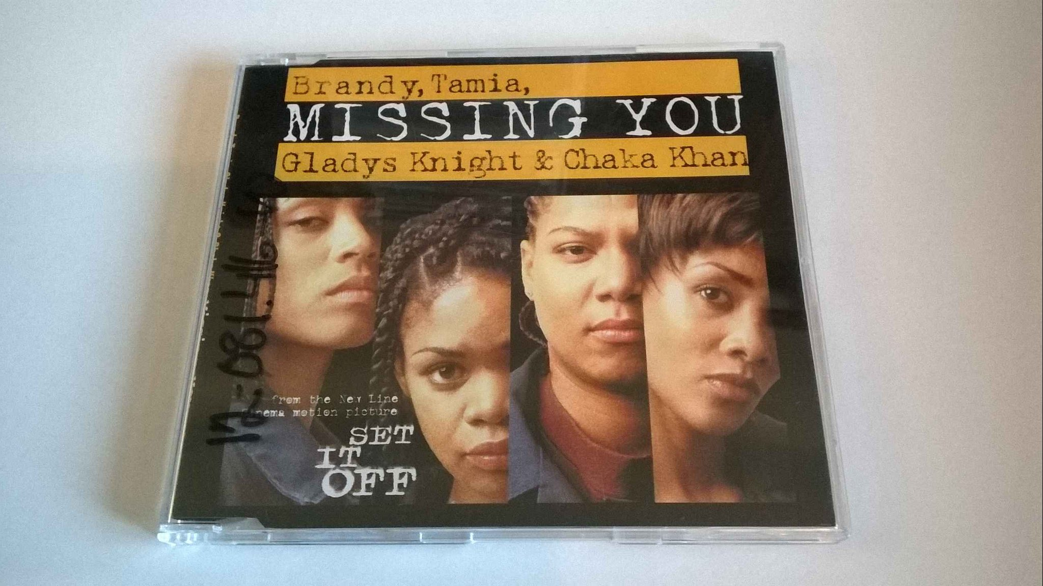 Brandy, Tamia, Chaka Khan & Gladys Knight - Missing you, CD