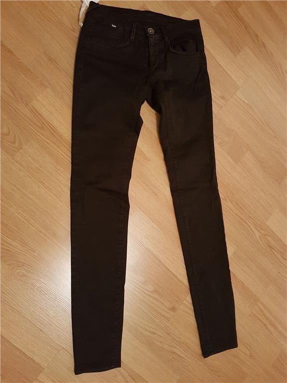 Stretch jeans - svarta skinny - GAS jeans - stl 26 x 32 - NYA