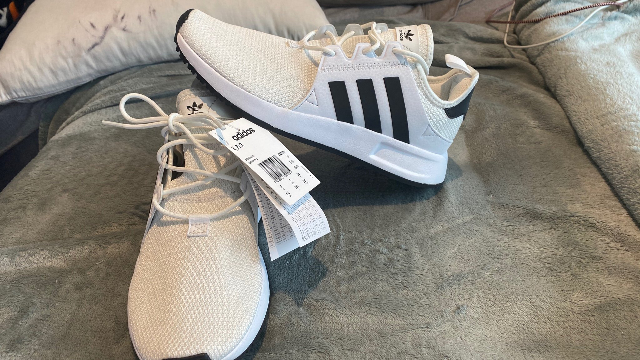 NYA! Adidas originals dam skor