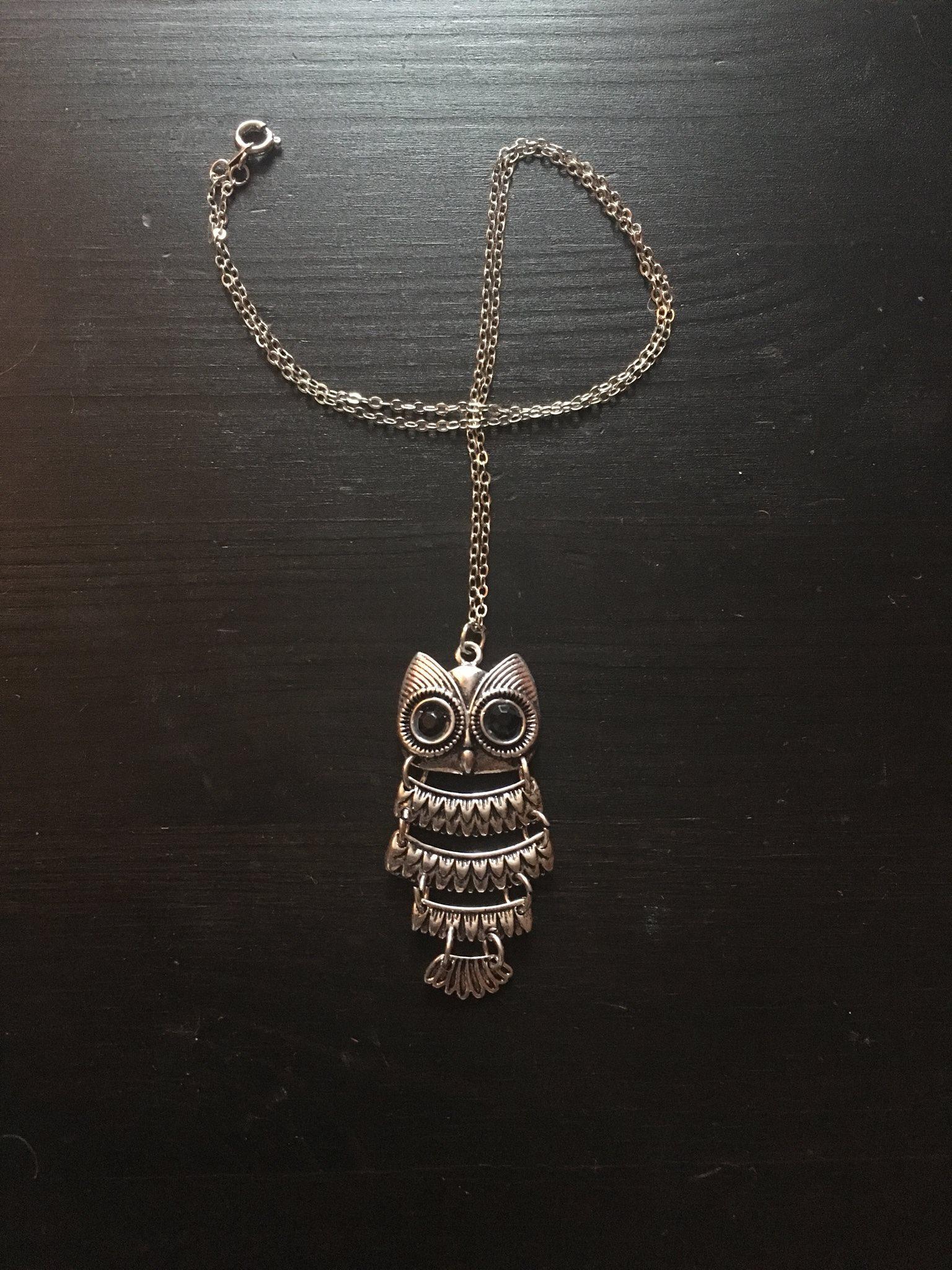 Halsband Uggla (321196261) ᐈ Köp på Tradera 0f9e9814b7f2d